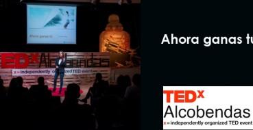 TEDx Alcobendas: Alexandra Tapia