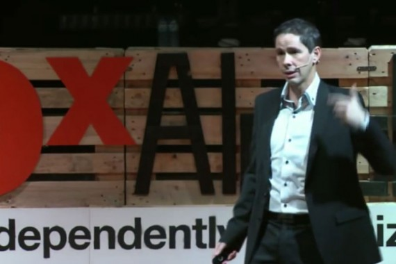RESETEARSE PARA CRECER. Charla TEDx de J. Miguel Sánchez