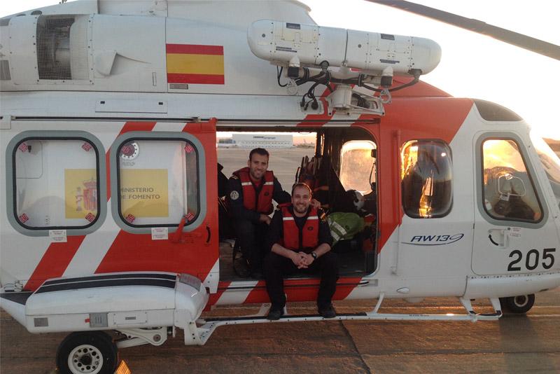 rescatadores